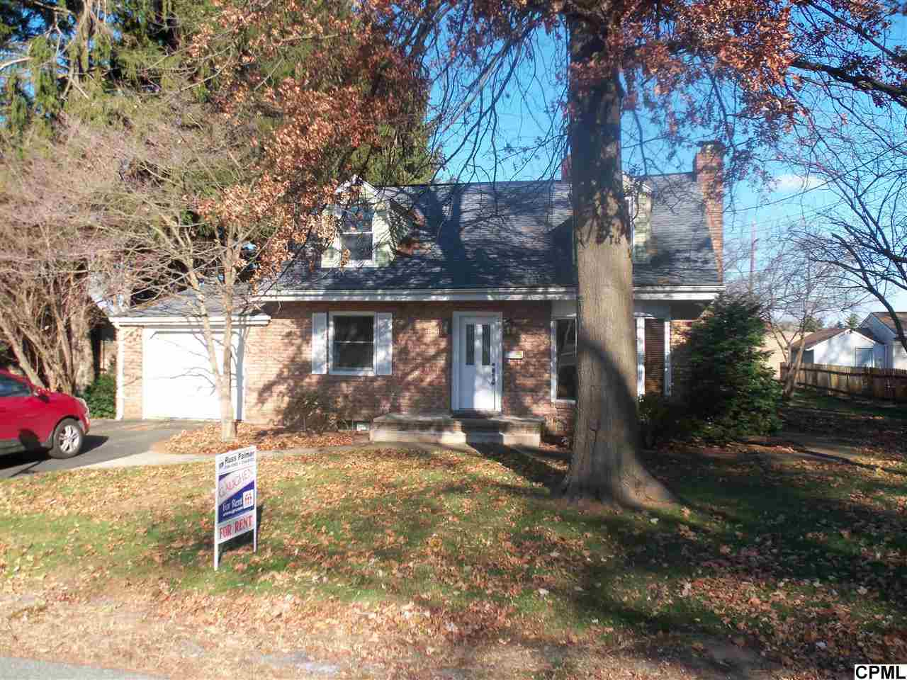 Rental Homes for Rent, ListingId:30746407, location: 1313 E Derry Road Hershey 17033