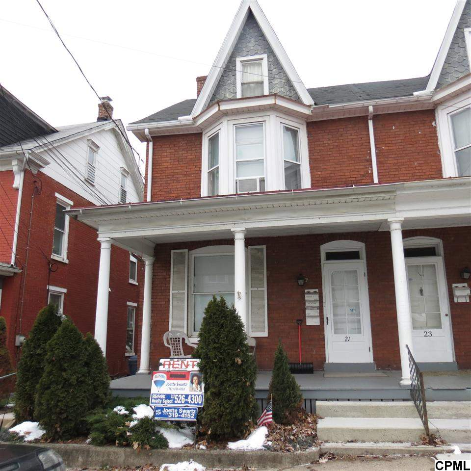 Rental Homes for Rent, ListingId:30774426, location: 21 N Pine Street Middletown 17057