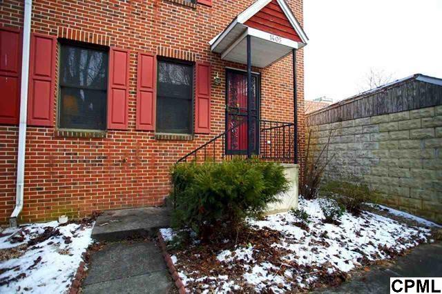 Rental Homes for Rent, ListingId:31049314, location: 1405 Fulton Harrisburg 17102