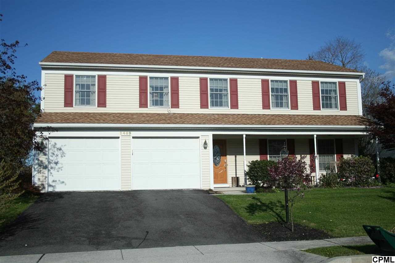 Rental Homes for Rent, ListingId:31201877, location: 2409 Wicklow Drive Harrisburg 17112