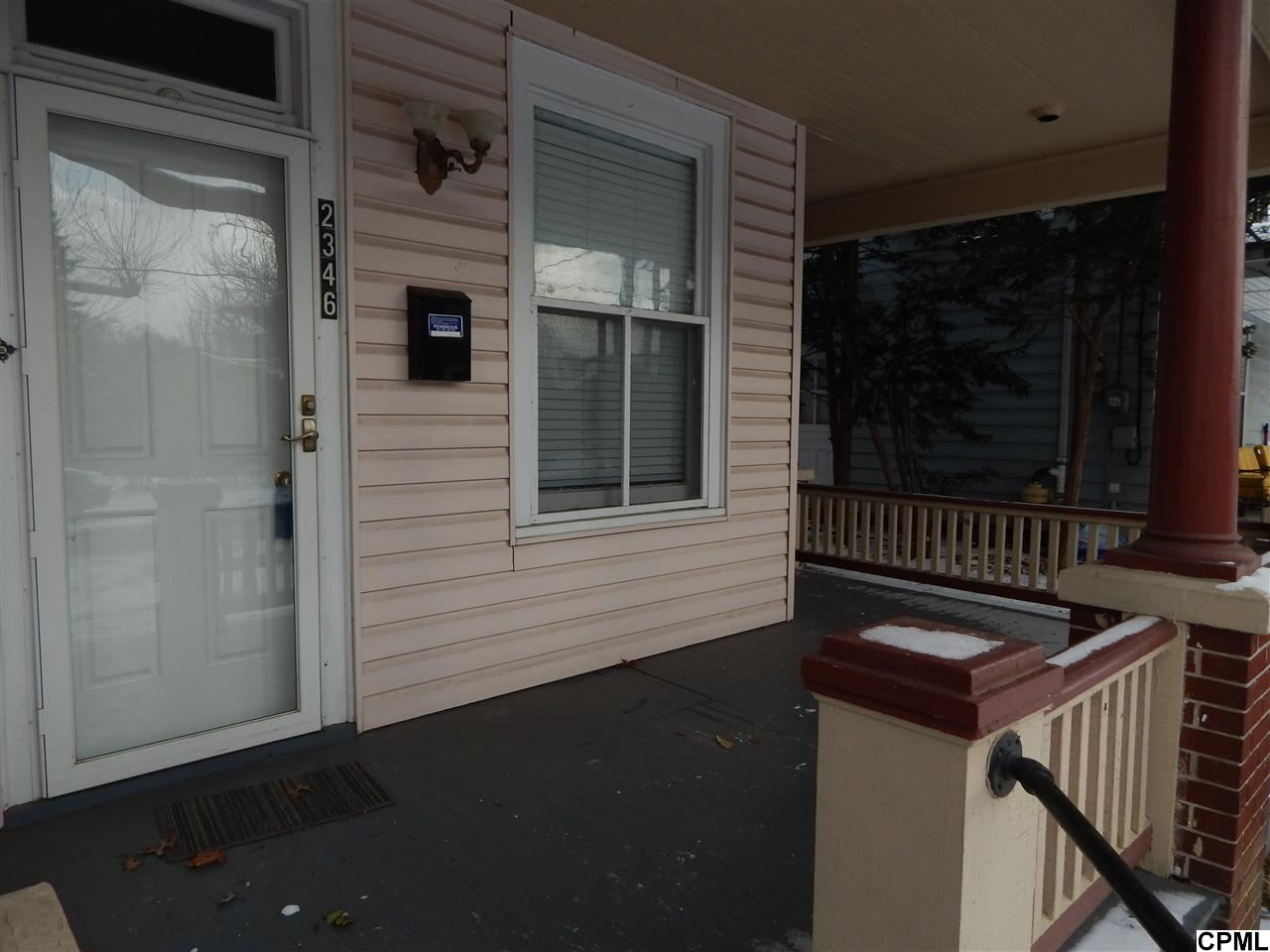 Rental Homes for Rent, ListingId:31201605, location: 2346 Boas Street Harrisburg 17103