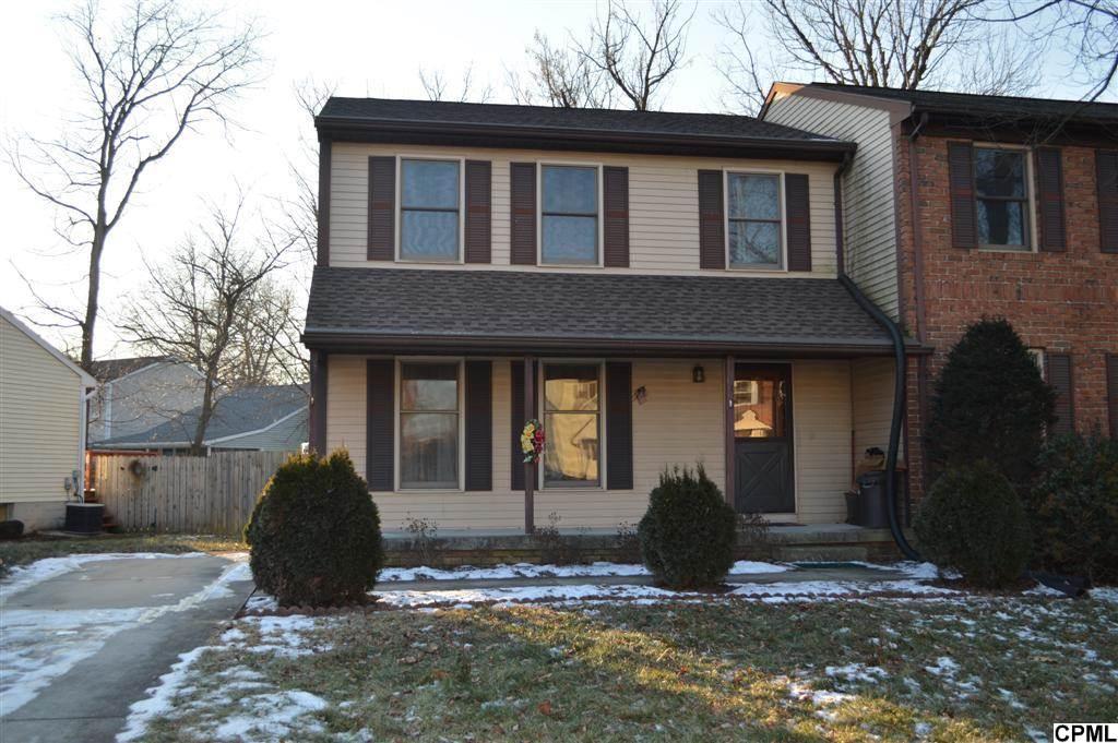 Rental Homes for Rent, ListingId:31266061, location: 1121 Redwood Drive Carlisle 17013