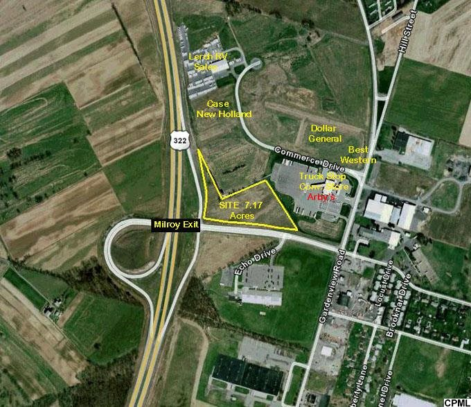 1 Commerce Dr, Milroy, PA 17063