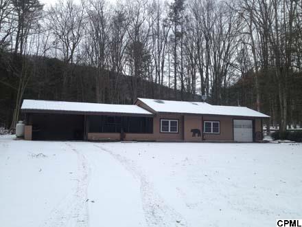 1095 Havice Valley Rd, Milroy, PA 17063