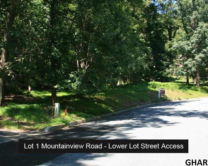 Land for Sale, ListingId:31374010, location: Lot 1 Mountainview Road Harrisburg 17110