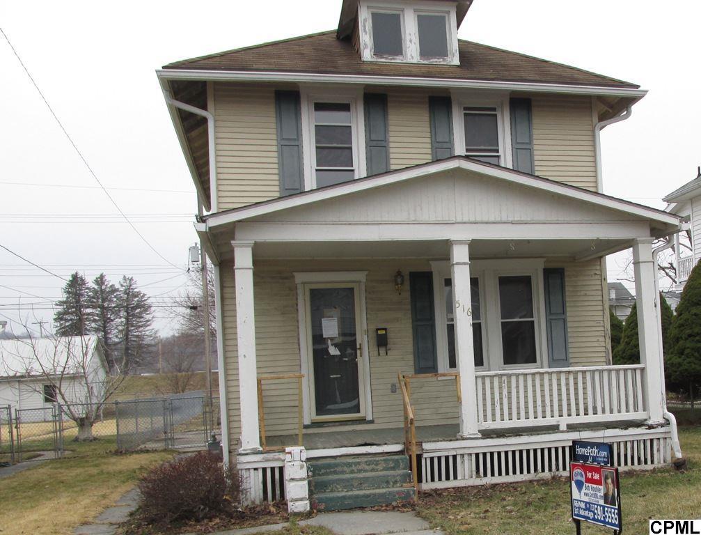 516 S Wayne St, Lewistown, PA 17044