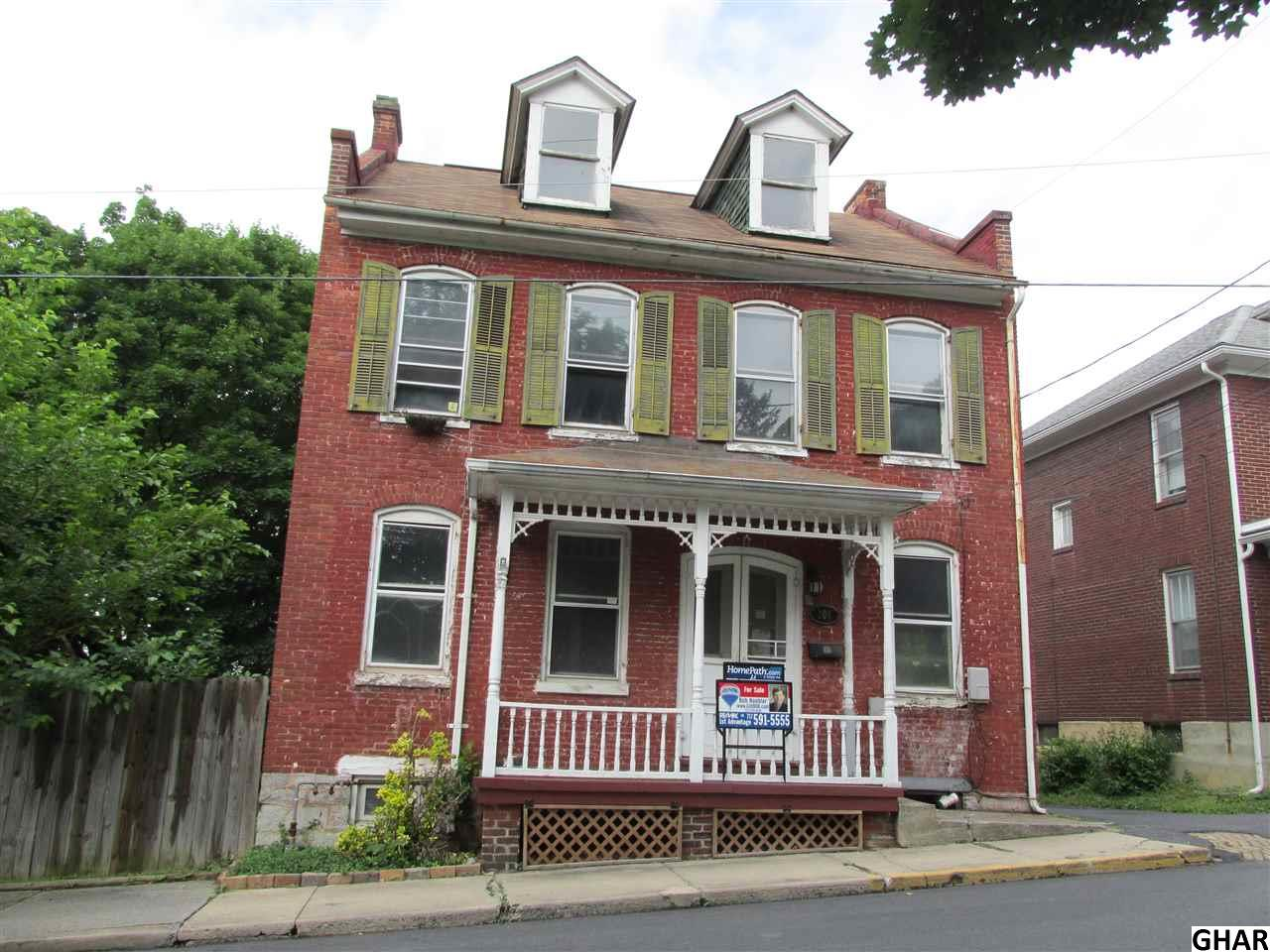 206 N Wayne St, Lewistown, PA 17044