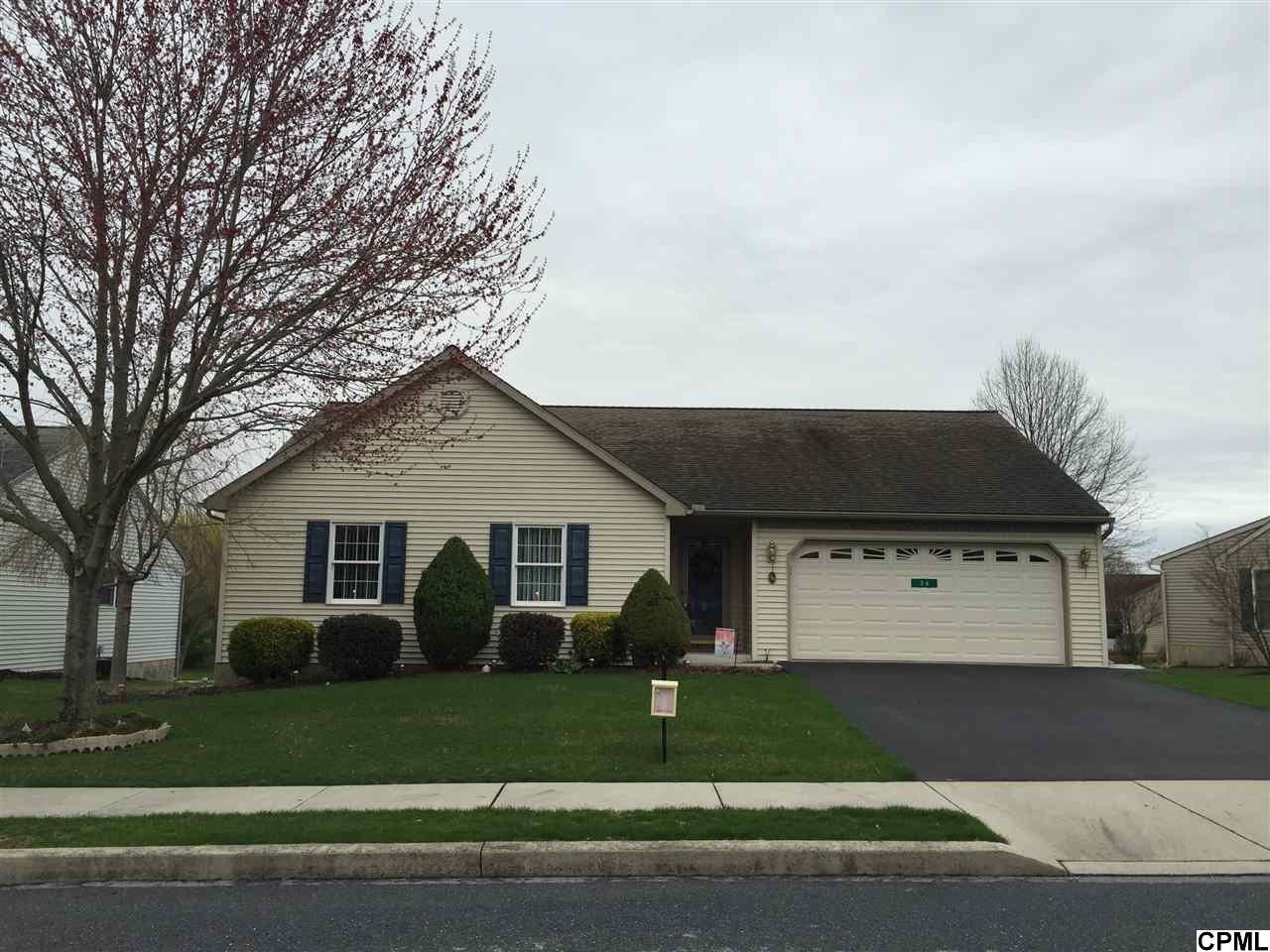 36 Arbor Dr, Myerstown, PA 17067