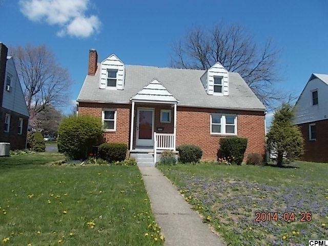 Rental Homes for Rent, ListingId:31697330, location: 4928 Lancaster Street Harrisburg 17111