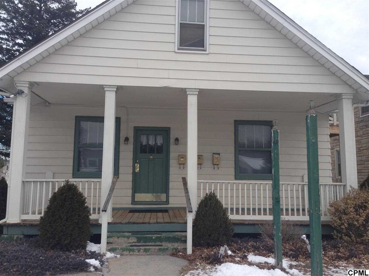 Rental Homes for Rent, ListingId:31843464, location: 4820 Derry Street Rear 1st Flr. Harrisburg 17111