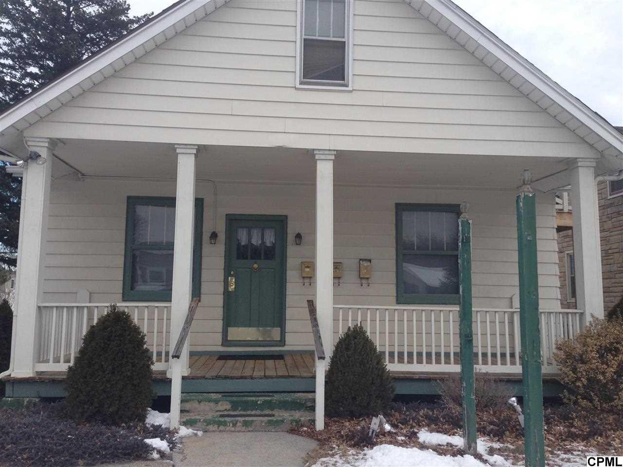 Rental Homes for Rent, ListingId:31843464, location: 4820 Derry Street Rear 1st Flr. Harrisburg 17111