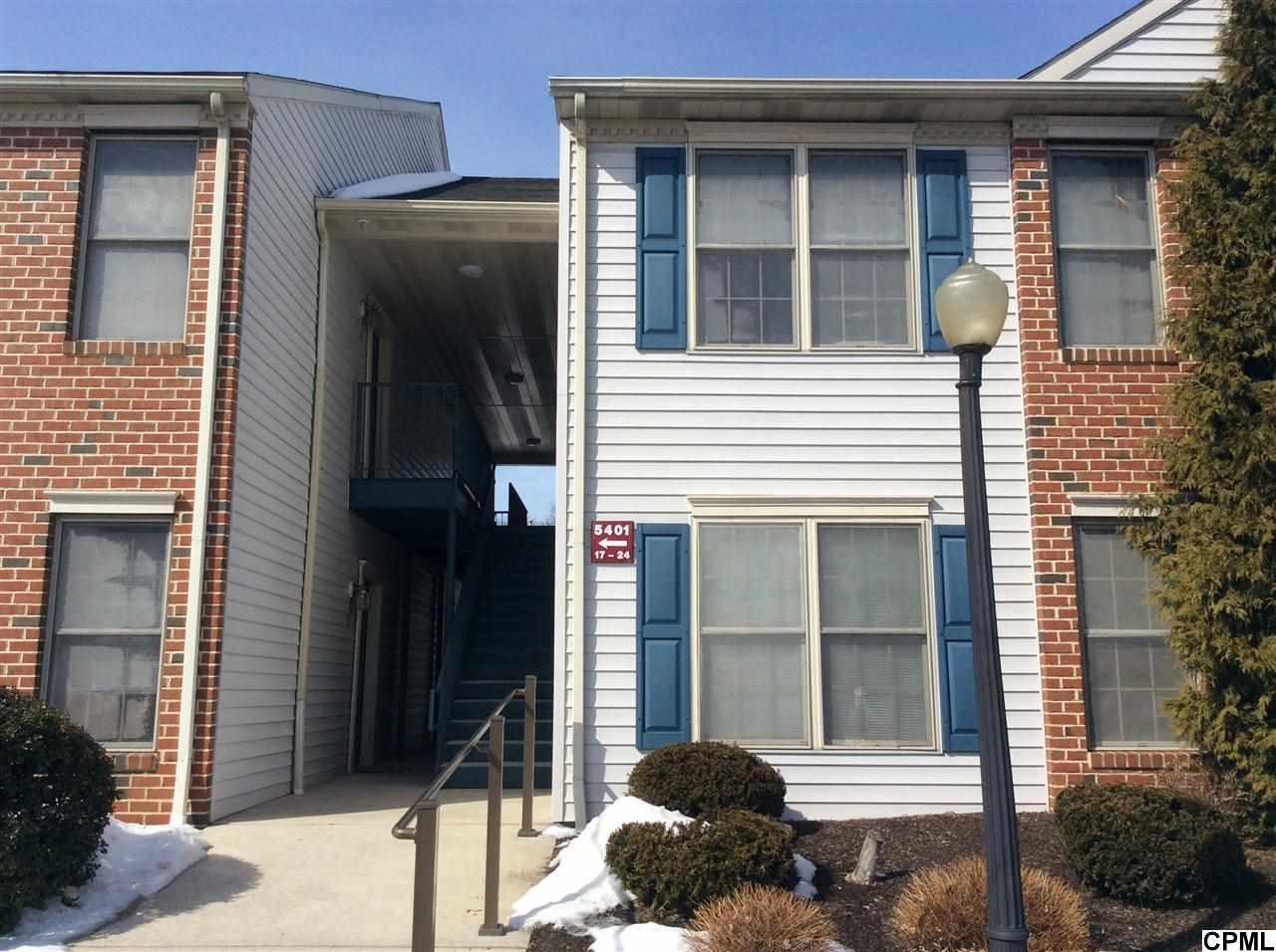 Rental Homes for Rent, ListingId:31865958, location: 5401 Oxford Drive Unit 18 Mechanicsburg 17055