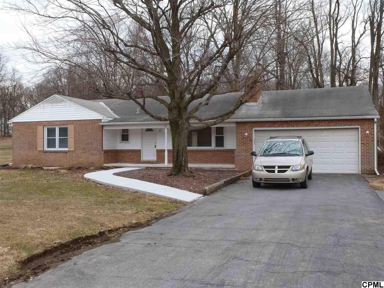 Rental Homes for Rent, ListingId:31902406, location: 2218 Ritner Highway Carlisle 17013