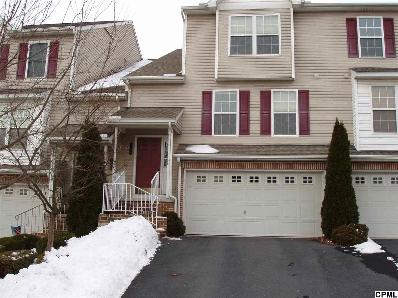 Rental Homes for Rent, ListingId:32155267, location: 1171 Cross Creek Mechanicsburg 17050