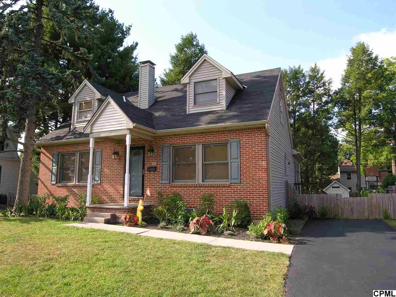Rental Homes for Rent, ListingId:32371482, location: 3020 Columbia Ave Camp Hill 17011