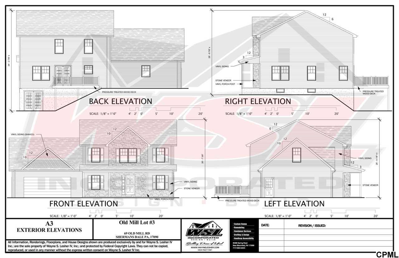 Real Estate for Sale, ListingId: 32418243, Shermans Dale,PA17090