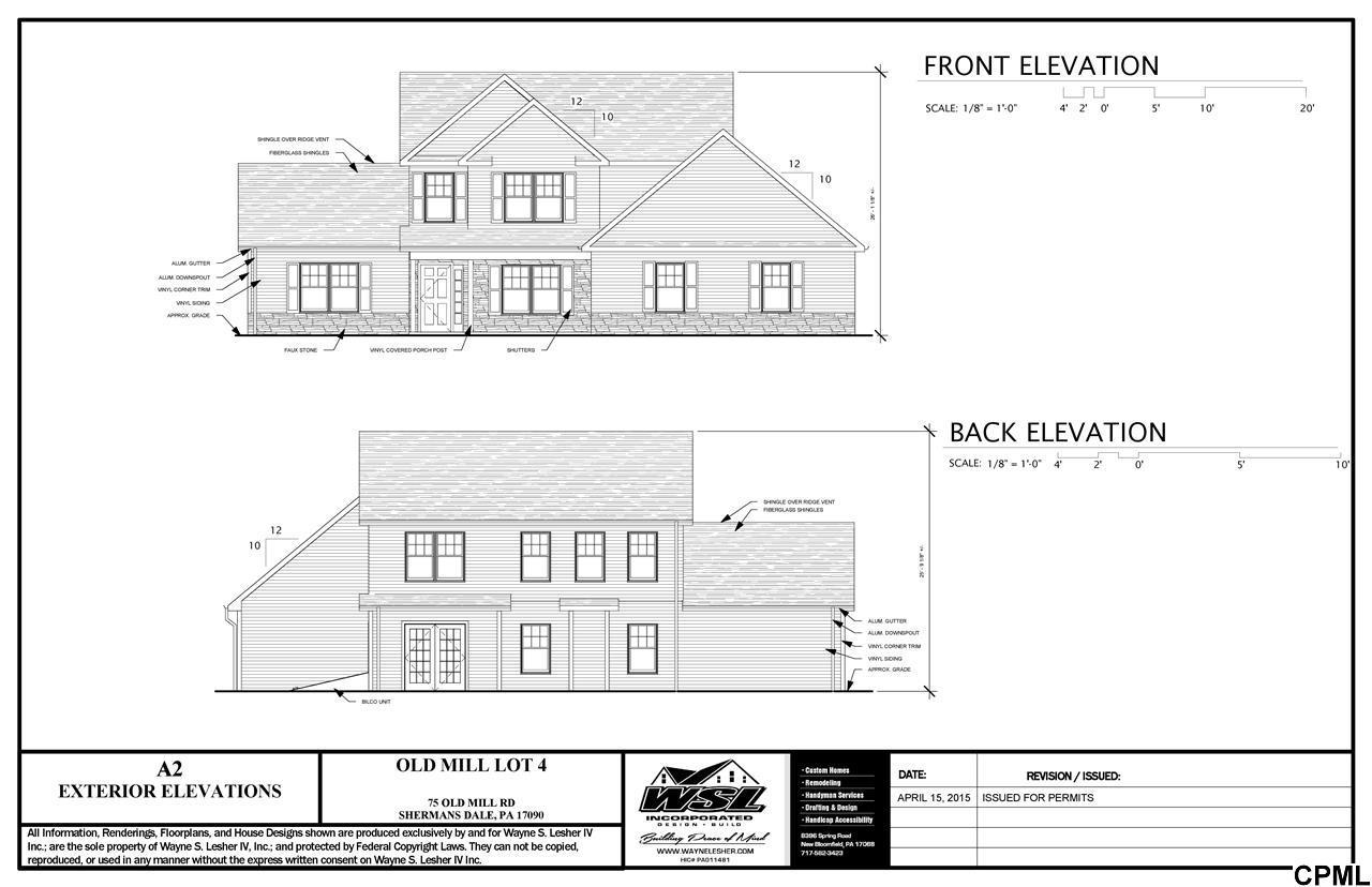 Real Estate for Sale, ListingId: 32418244, Shermans Dale,PA17090