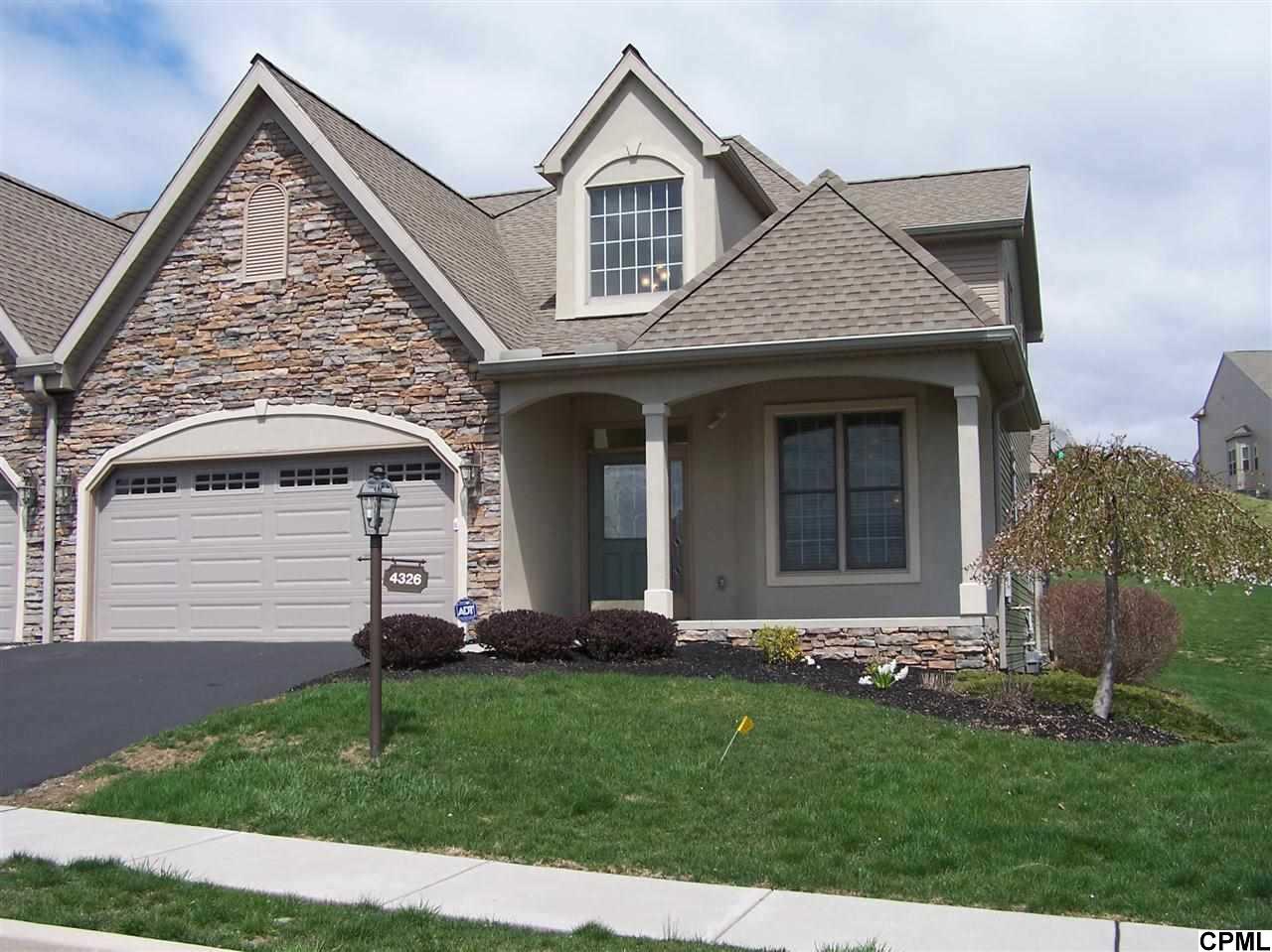 Single Family Home for Sale, ListingId:32735463, location: 4326 OUTERBRIDGE CROSSING Harrisburg 17112