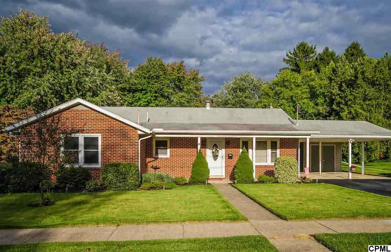 One of Mechanicsburg 3 Bedroom Ranch Homes for Sale