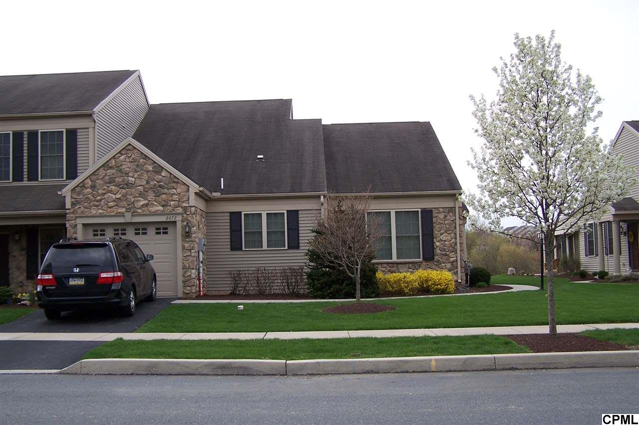 Rental Homes for Rent, ListingId:32978995, location: 2072 Deer Run Dr Hummelstown 17036