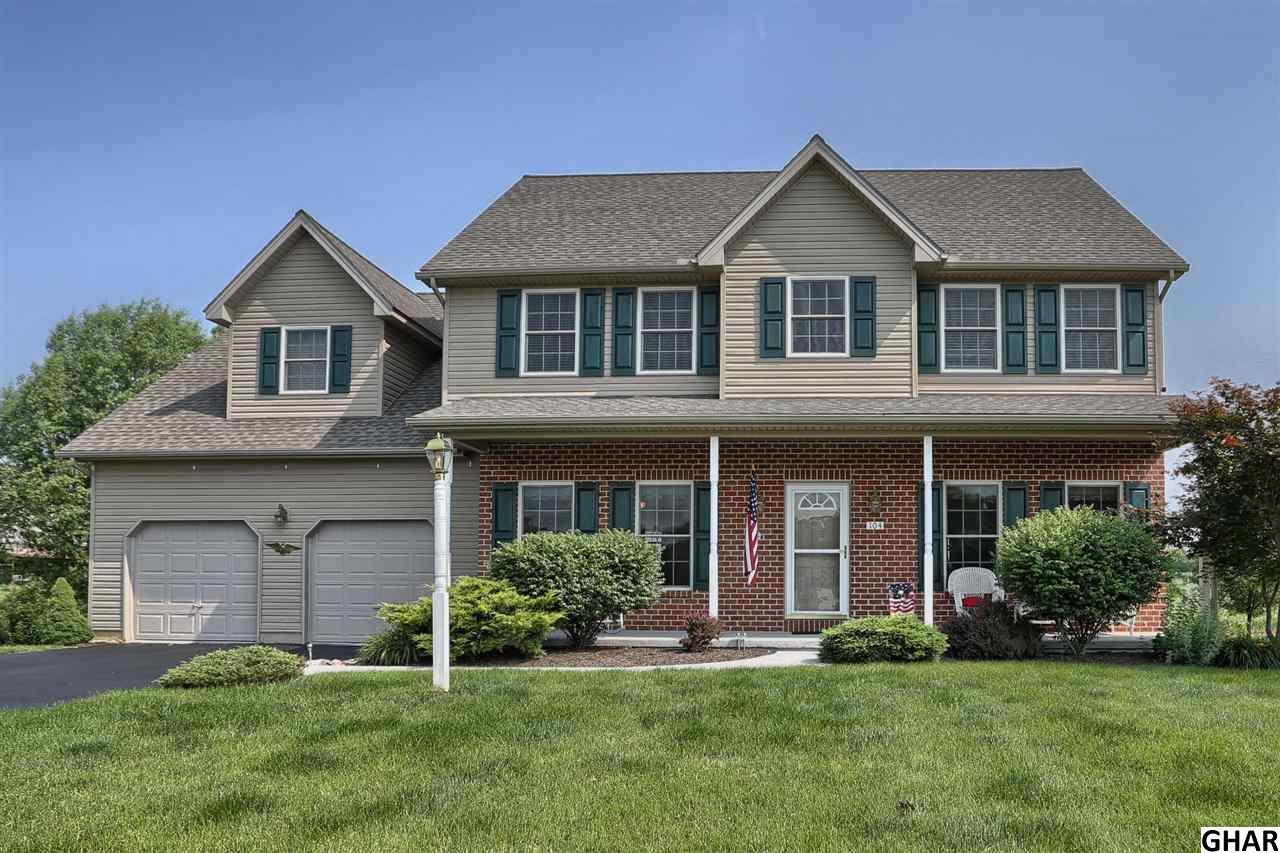 Real Estate for Sale, ListingId: 33125537, Boiling Springs,PA17007
