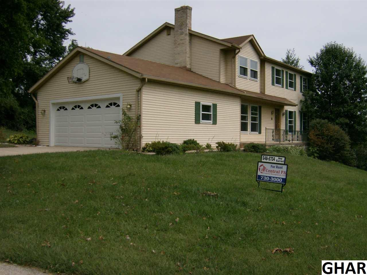 Rental Homes for Rent, ListingId:33348620, location: 818 RIDGEWOOD Mechanicsburg 17050