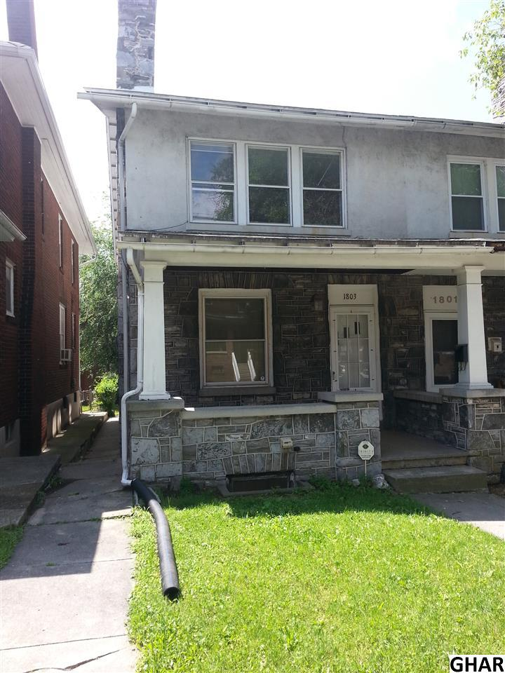 Rental Homes for Rent, ListingId:33988609, location: 1803 Holly Street Harrisburg 17104