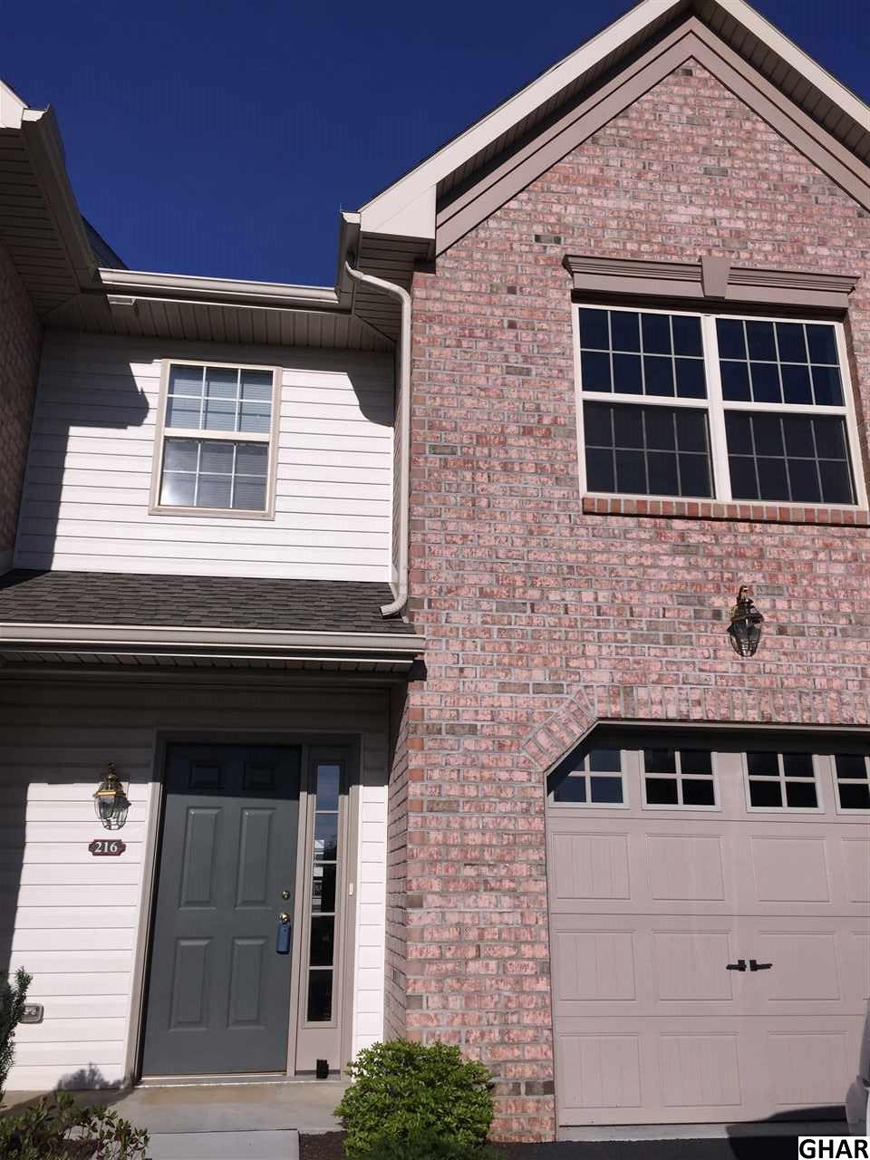 Rental Homes for Rent, ListingId:34045196, location: 216 MELBOURNE LANE Mechanicsburg 17055