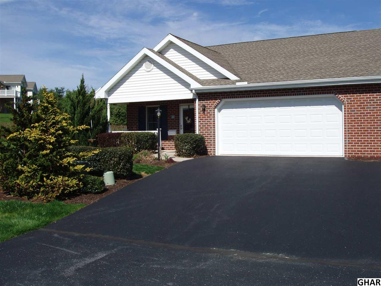 Rental Homes for Rent, ListingId:34065326, location: 43 Blue Mountain Vista Mechanicsburg 17050