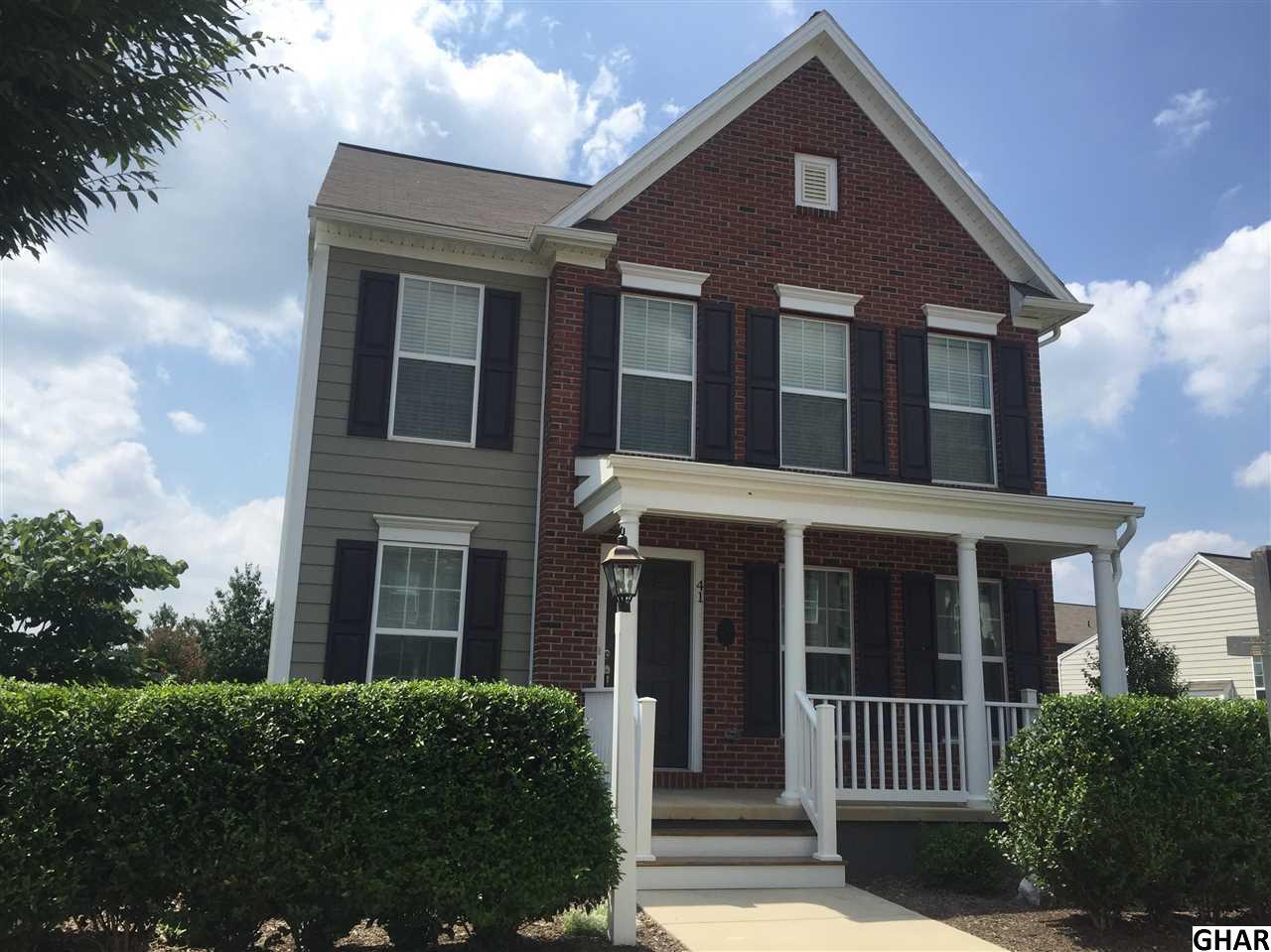 Rental Homes for Rent, ListingId:34488183, location: 41 Tavern House Hill Mechanicsburg 17050