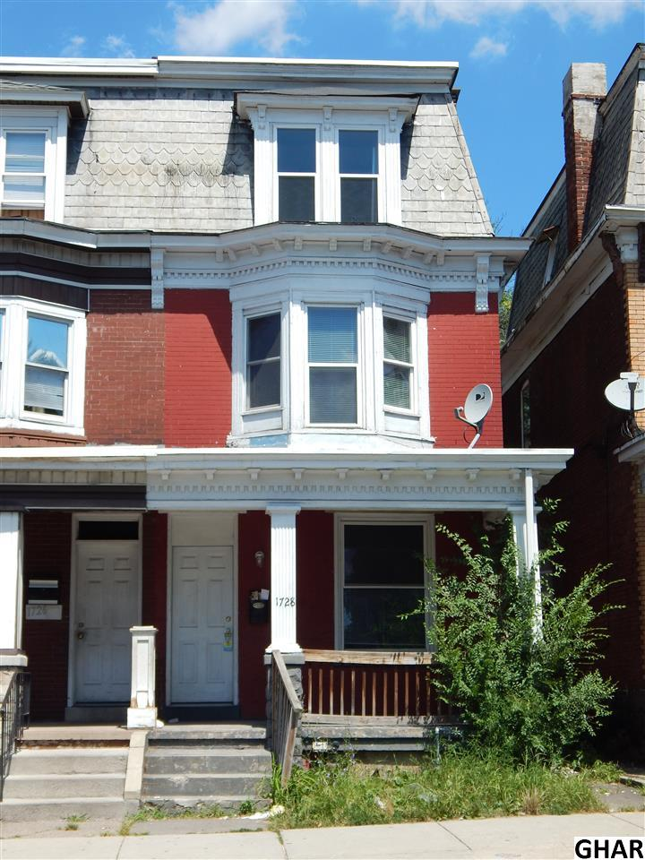 Rental Homes for Rent, ListingId:34745234, location: 1728 MARKET STREET Harrisburg 17103