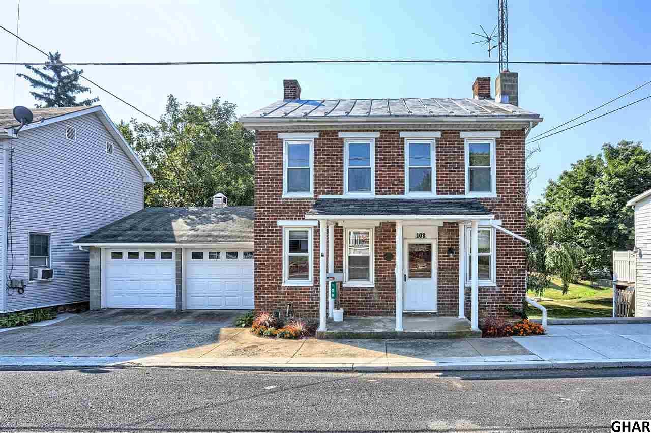 108 E Main St, Newburg, PA 17240