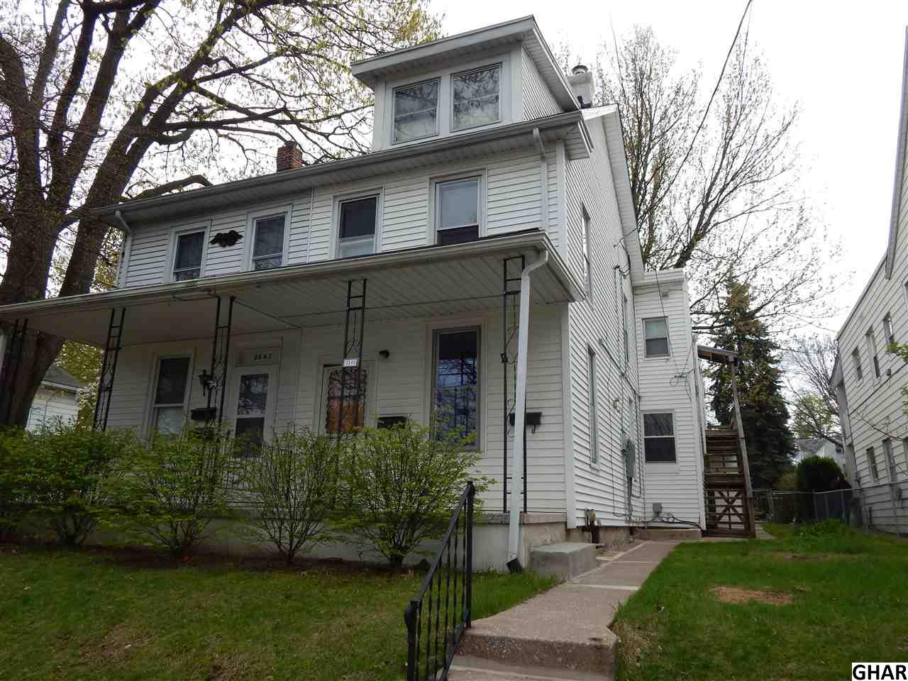Rental Homes for Rent, ListingId:34935019, location: 2345 Canby Street Harrisburg 17103
