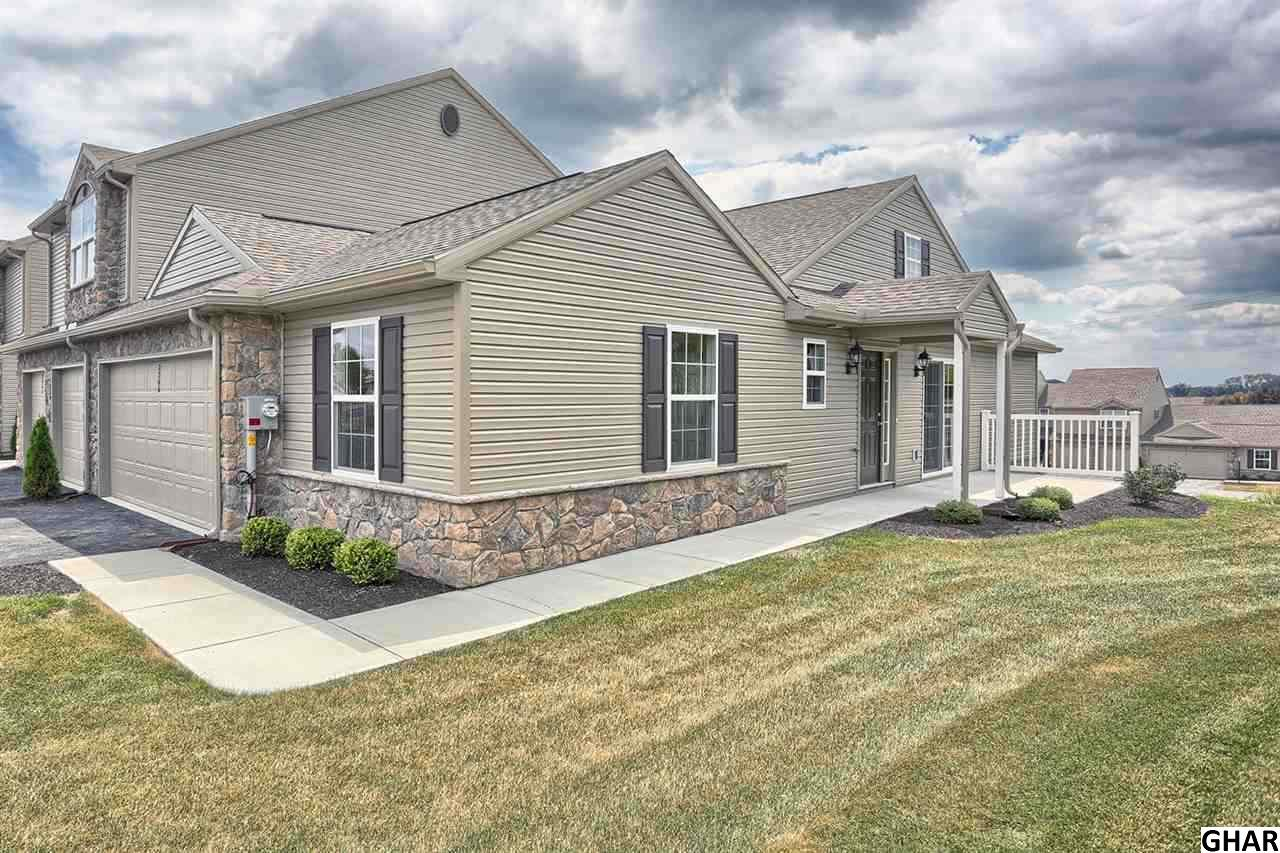 One of Mechanicsburg 2 Bedroom Ranch Homes for Sale
