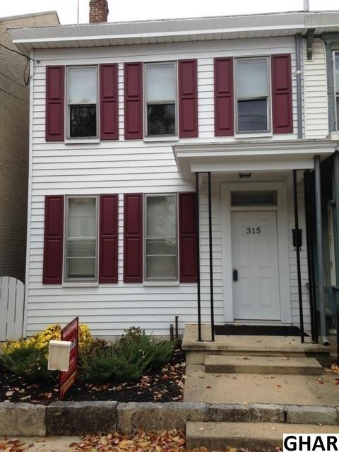 Rental Homes for Rent, ListingId:35119376, location: 315 E Louther Carlisle 17013