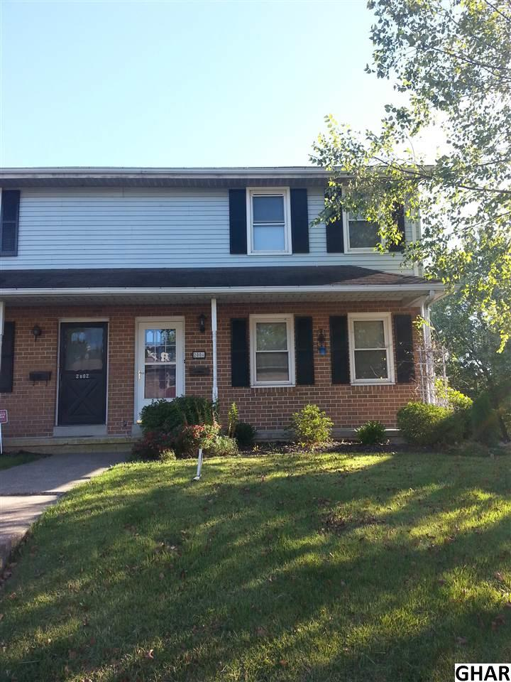 Rental Homes for Rent, ListingId:35528912, location: 2004 Market Street Ext. Middletown 17057