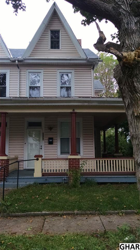 Rental Homes for Rent, ListingId:35708483, location: 2346 BOAS STREET Harrisburg 17103