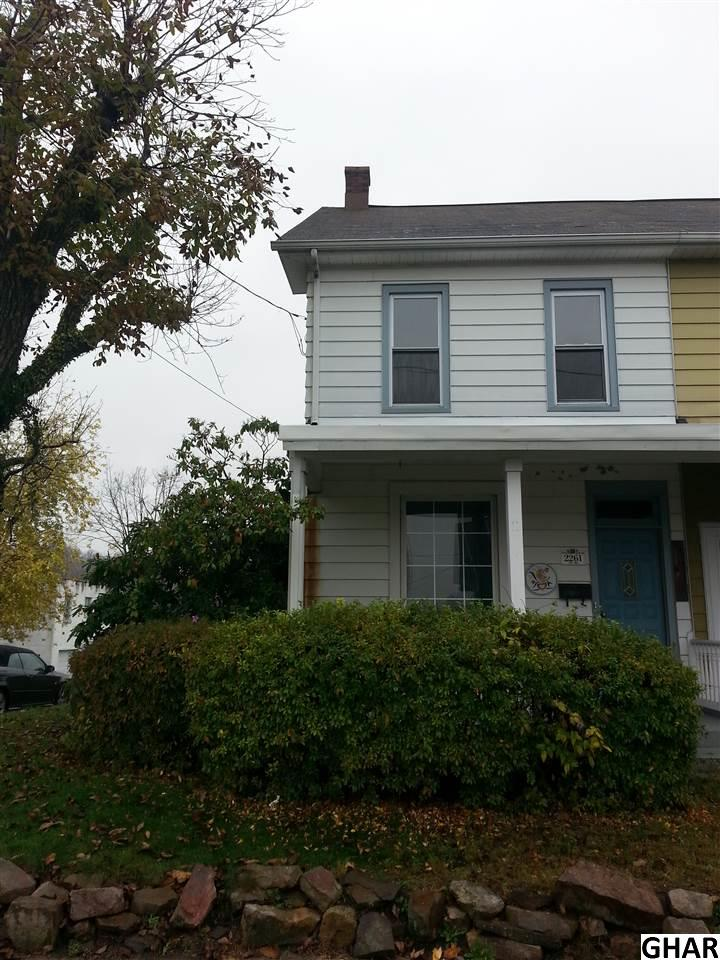 Rental Homes for Rent, ListingId:36192904, location: 2261 Boas Street Harrisburg 17103