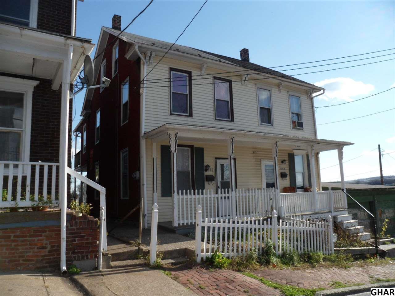 Photo of 216  Elm Street  Steelton  PA