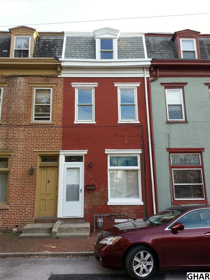 Rental Homes for Rent, ListingId:36289451, location: 413 Herr Street Harrisburg 17102
