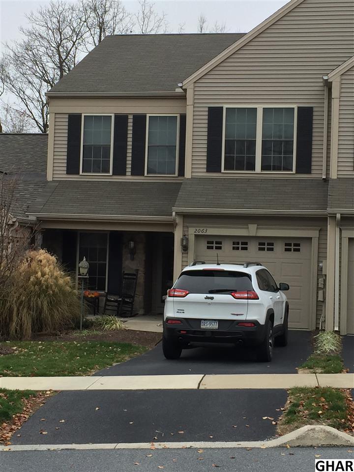 Rental Homes for Rent, ListingId:36406529, location: 2063 DEER RUN DR Hummelstown 17036