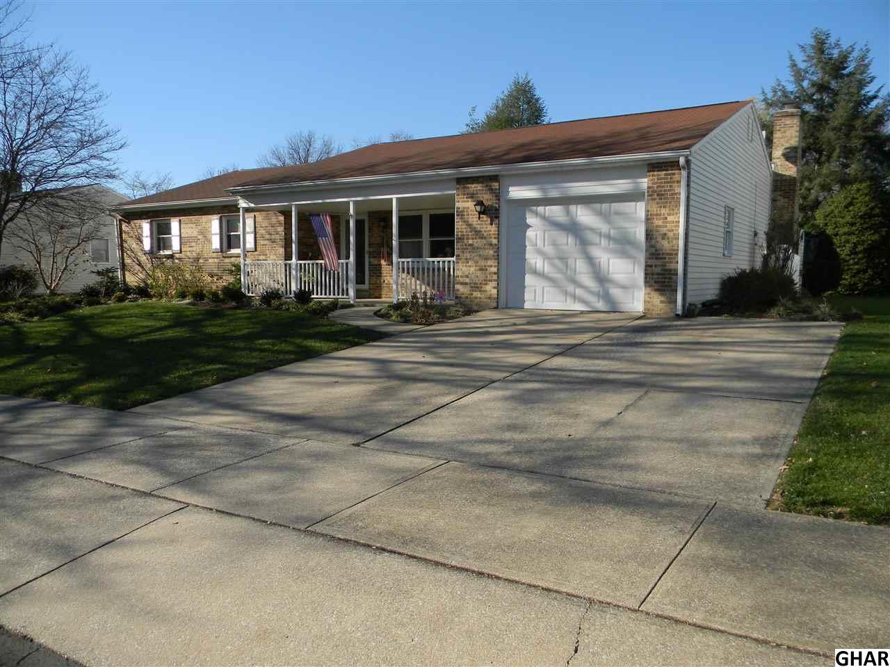 Rental Homes for Rent, ListingId:36488407, location: 605 Cocklin Street Mechanicsburg 17055