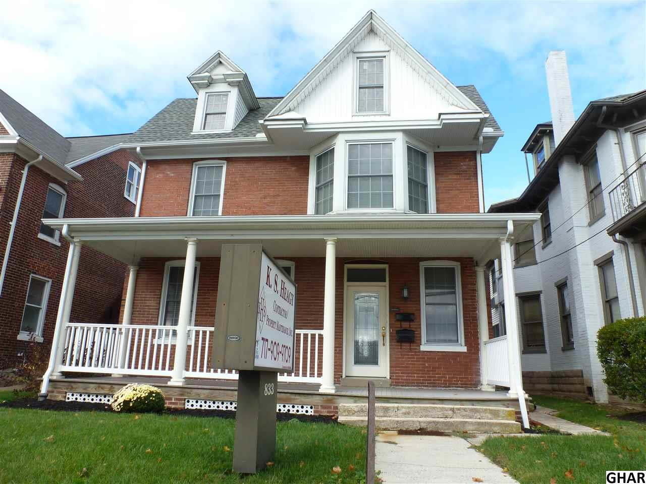 Rental Homes for Rent, ListingId:36800007, location: 833 Market Street Lemoyne 17043