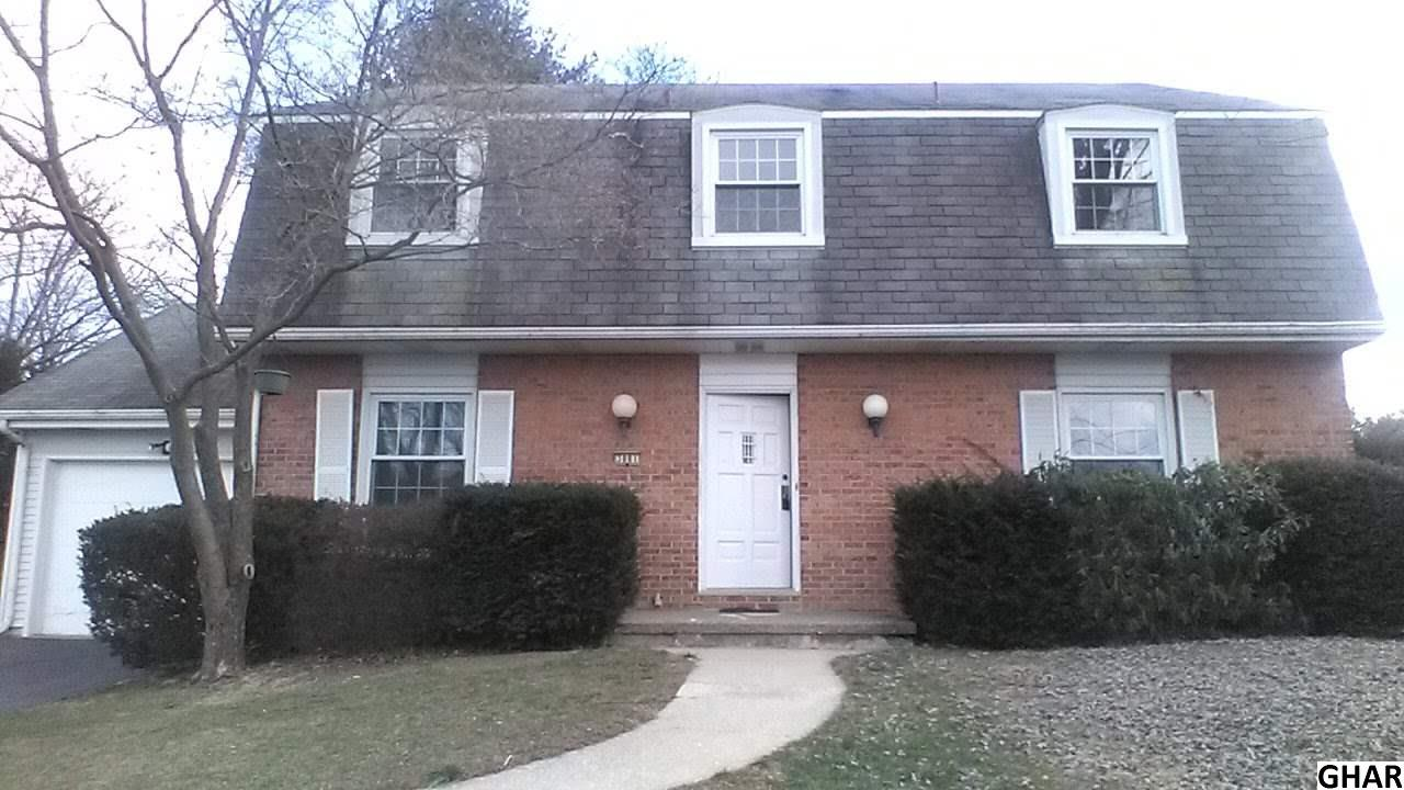 Rental Homes for Rent, ListingId:36959512, location: 3881 Dora Drive Harrisburg 17110