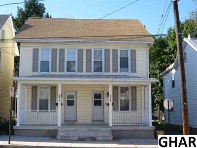Rental Homes for Rent, ListingId:37152776, location: 231 GARFIELD ST Shippensburg 17257
