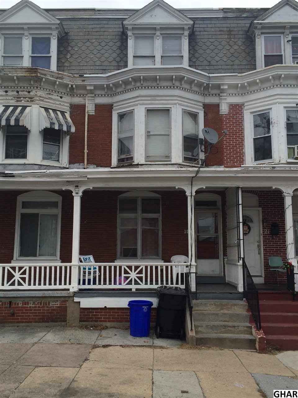 Photo of 19 S 18th Street  Harrisburg  PA