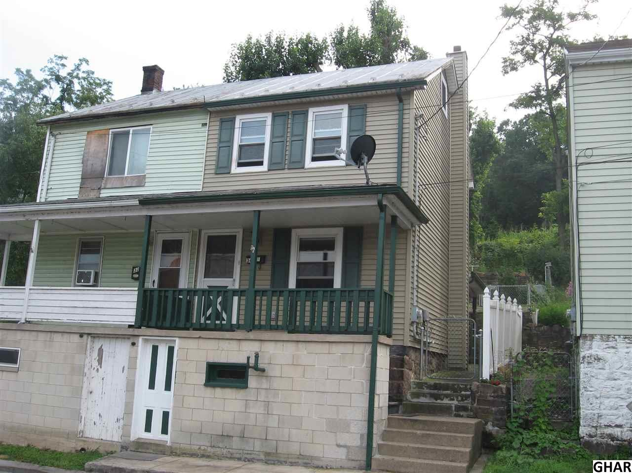Photo of 34  Valley Street  Duncannon  PA