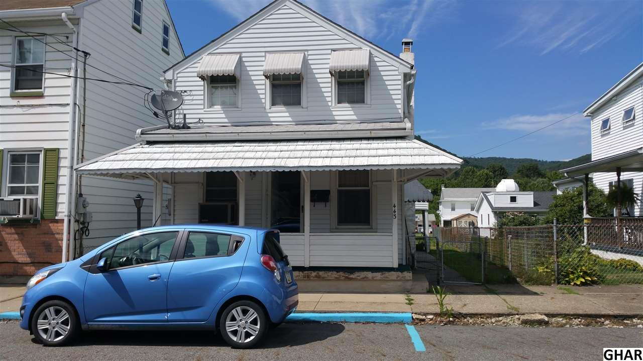 Photo of 443 N 2nd Street  Lykens  PA