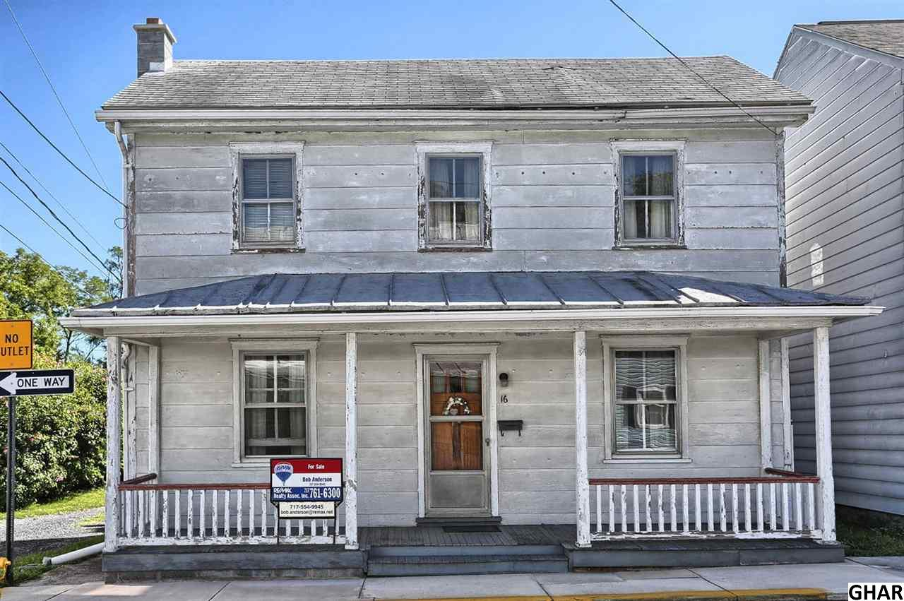 16 N Corporation St, Newville, PA 17241