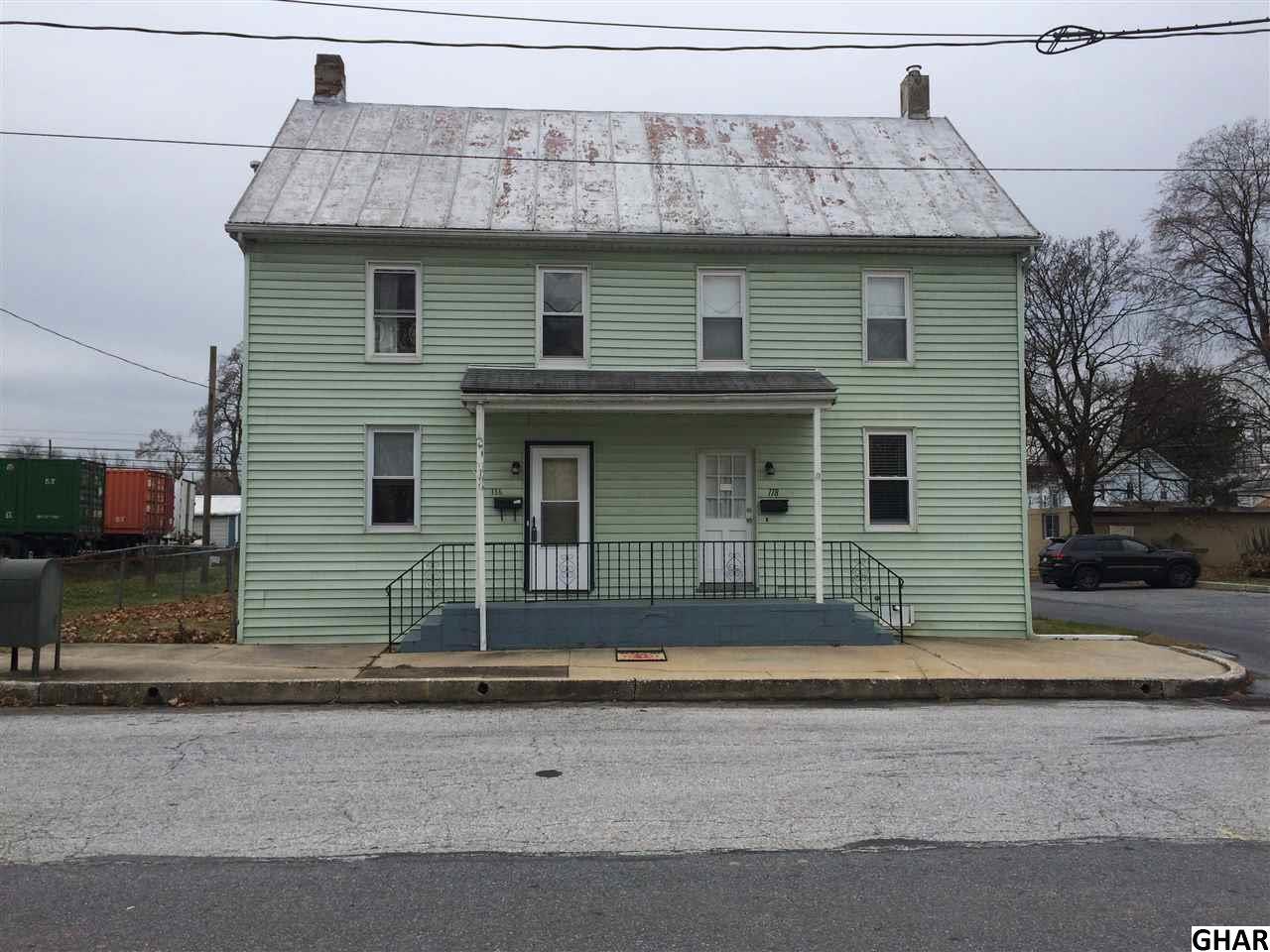 Photo of 116-118  Market Street  New Cumberland  PA
